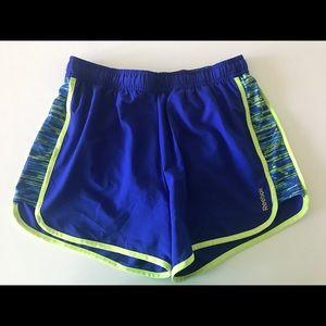 Reebok Active Shorts WorkoutReady Collection Small